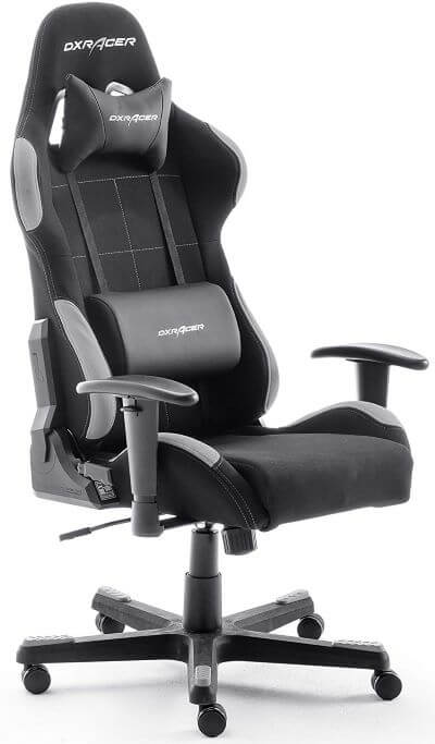 Silla gaming DX Racer 5 Gris